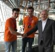 Derde prijs EuroSkills voor Alphenaren