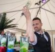 Cocktailshaker Björn maakt jouw feest compleet