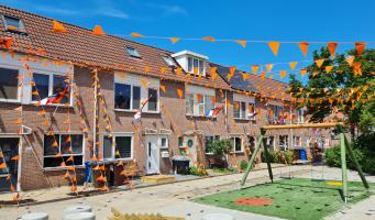 EK voetbal trapt deze week af, oranjegekte neemt toe in Alphen