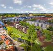 Nieuw woonplan De Kroon in stadshart Alphen aan den Rijn