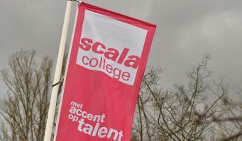 Scala College zamelt € 14.000 in voor Klimmen tegen MS