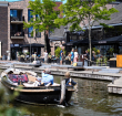 Kleinschalige evenementen op drijvende pontons voor een bruisend stadshart