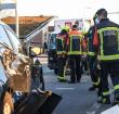 Flink wat schade bij ongeval op Prins Bernhardlaan