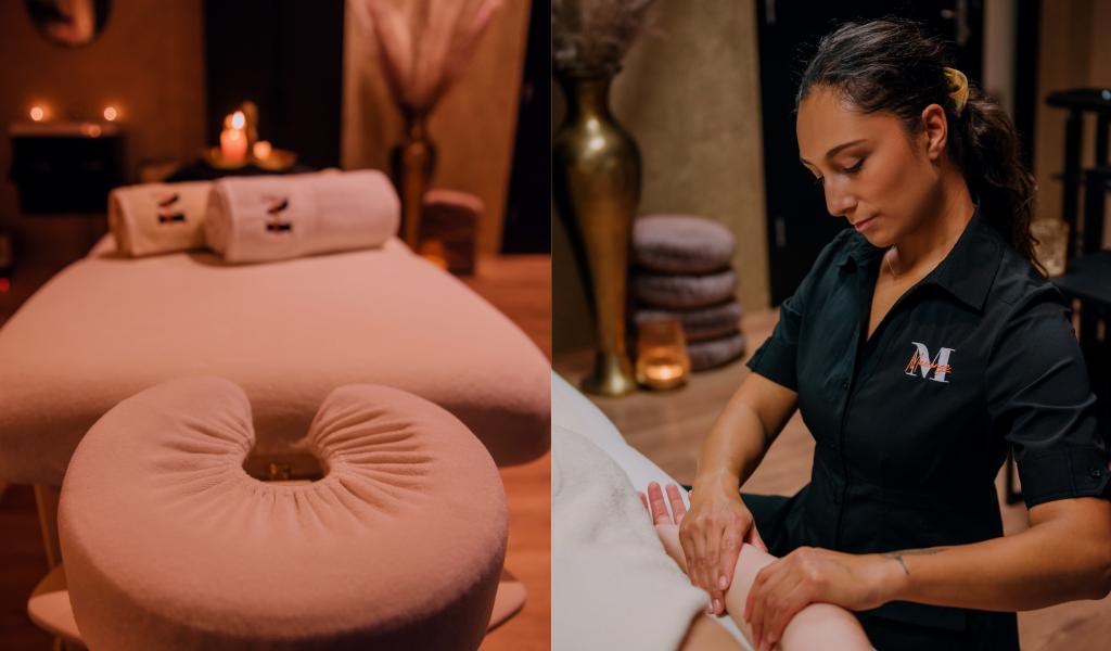 Massange komt met Bubbel Spa en massages aan huis