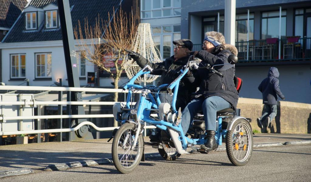 Maak op 14 mei kennis met Fietsmaatjes bij Brugwachtertje aan den Rijn