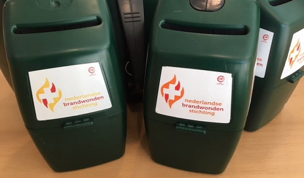 """Brandwonden Stichting doet oproep aan Alphenaren: """"Geef om een littekenvrije toekomst"""""""