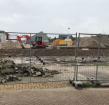 Eindelijk is er begonnen met bouwen op locatie Zuidervaart